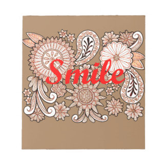 Smile Notepad