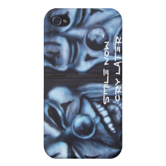 Smile Now ~ Cry Later iPhone 4/4S Covers