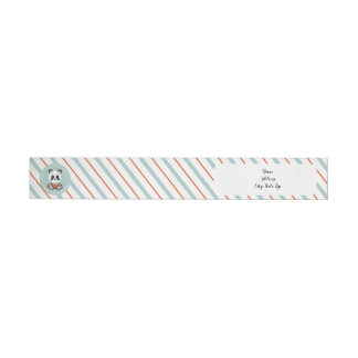 Smile Panda Wrap Around Address Labels