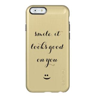 Smile phone case incipio feather® shine iPhone 6 case