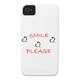smile please Case-Mate iPhone 4 case