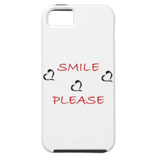 smile please iPhone 5 case