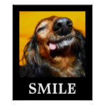 Smile Poster