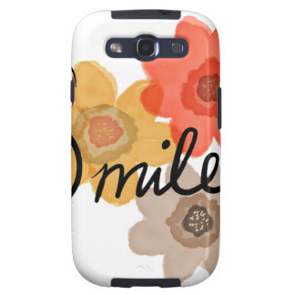 Smile Samsung Galaxy SIII Cover