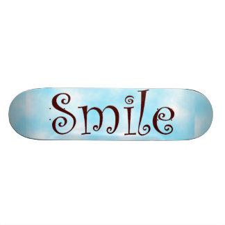 Smile-skateboard Skateboard