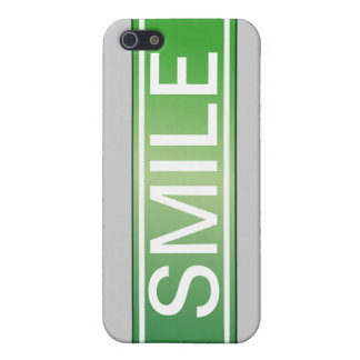"""Smile"" Speck Case iPhone 5 Case"