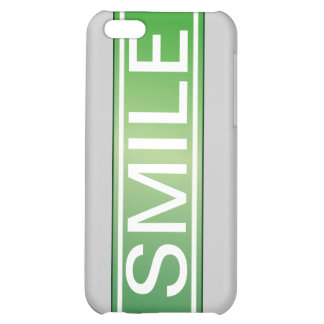 """""""Smile"""" Speck Case iPhone 5C Case"""