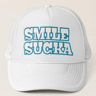 Smile Sucka Hat