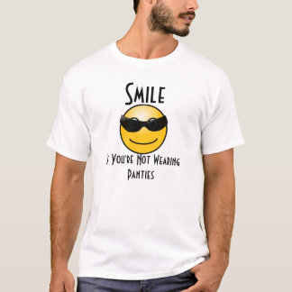 Smile... T-Shirt