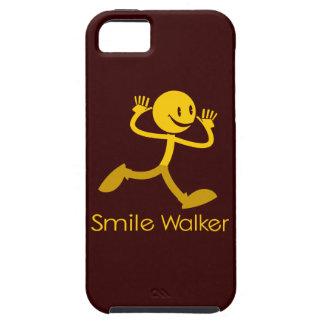 smile walker iPhone 5 cases