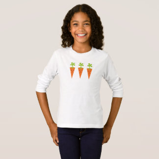 """""""Smile with Carrots"""" original T-Shirt"""