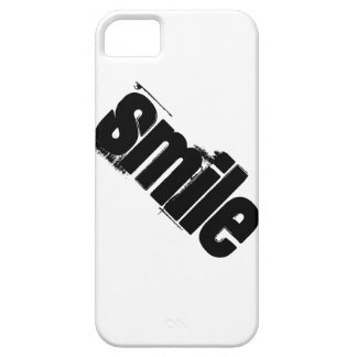 Smile wraps case for the iPhone 5