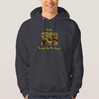 Smile... You just lost The Game! Hoodie