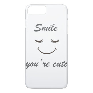 smile you're cute case