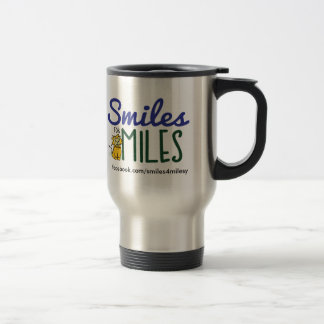 Smiles for Mile Travel Mug