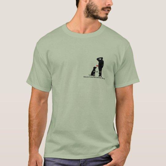 Smiles Forever Pets For Veterans Men's Tee 2