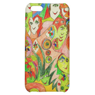 Smiles Case For iPhone 5C