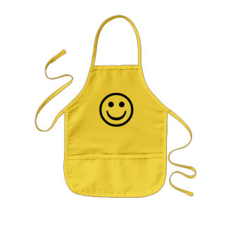 Smiley Apron