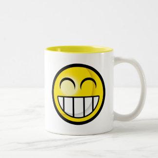 Smiley Big Grin Mug