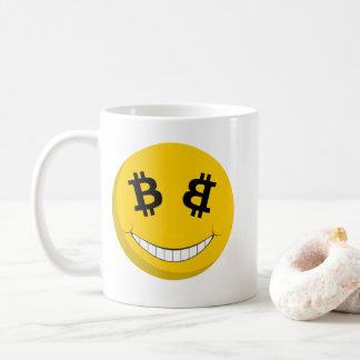 Smiley Bitcoin Mug (BTC)