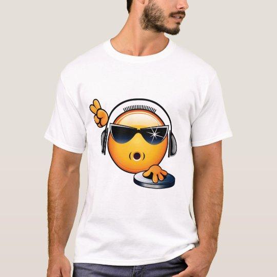 Smiley DJ shirt