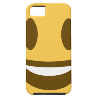 Smiley emoji iPhone 5 case