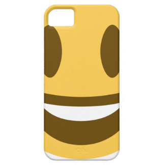 Smiley emoji iPhone 5 cover