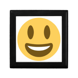 Smiley Emoji Twitter Gift Box