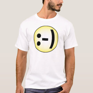 Smiley Emoticon T-Shirt