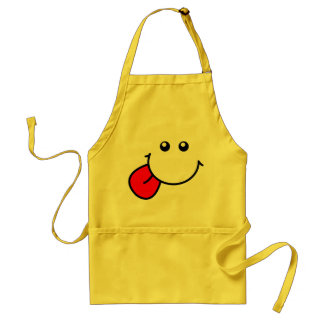 Smiley Face Apron
