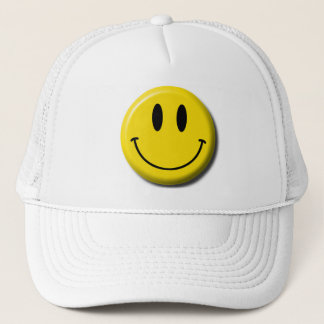 Smiley Face Baseball Cap