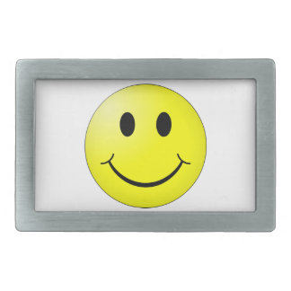 Smiley Face Belt Buckles