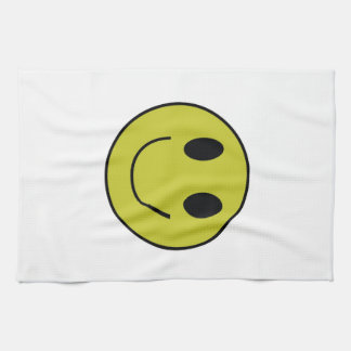 Smiley Face Dish Towel