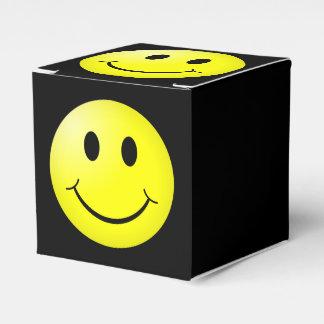 Smiley Face Favor Box