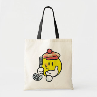 Smiley Face Golf T-shirts and Gifts Bag
