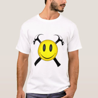 Smiley Face Hammers T-Shirt