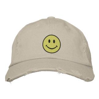 Smiley Face Hat Baseball Cap