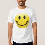 SMILEY FACE - HAVE A NICE DAY - Cool 1970's Icon Tshirt