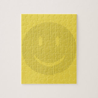 Smiley Face made of Smiley Faces Jigsaw Puzzle