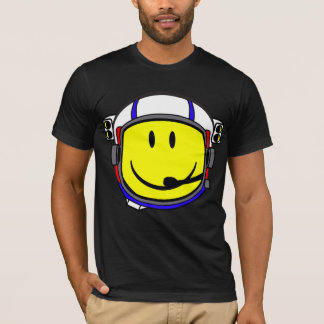 Smiley Face Space Cadet T-Shirt