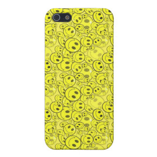 Smiley Face Speck Case iPhone 5/5S Case