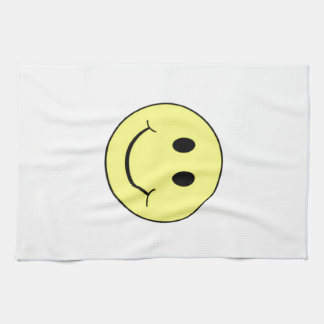 Smiley Face. Towel