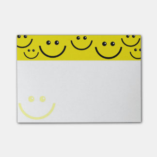 Smiley Faces Post-it Notes