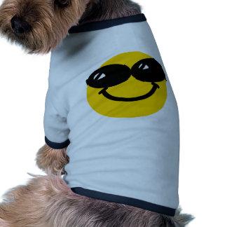 Smiley frais de type vêtements pour animaux domestiques