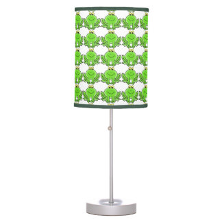 Smiley Frogs Lamp