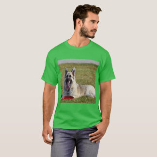 Smiley GSD T-Shirt