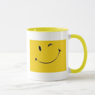 smiley happy cup