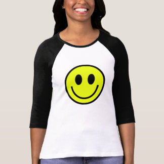 smiley icon grin laugh happy nerd geek modern tshirts