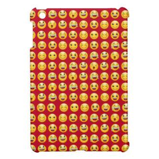 smiley iPad mini case