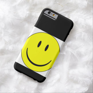 Smiley-Iphone6 covering Barely There iPhone 6 Case